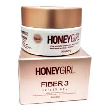 Gel Fiber3 T3 - Honey Girl (30g)