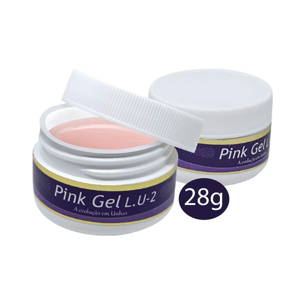 Gel Pink LU2 Più Bella - 28g