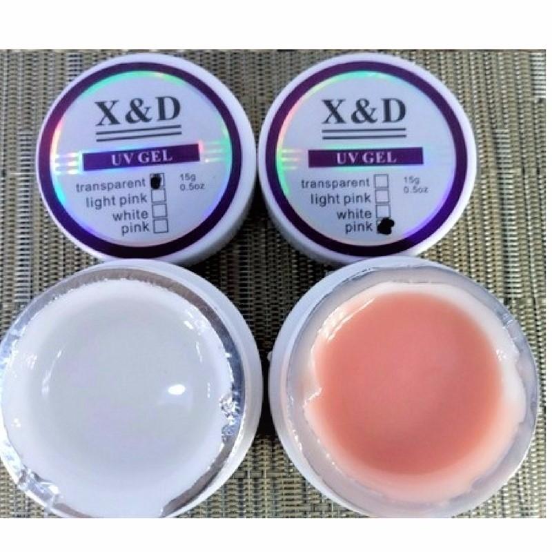 Gel X&D UV 15g