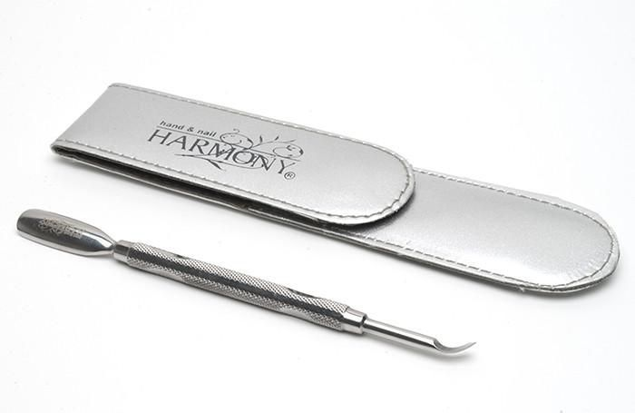 Harmony Eco Pusher - Cuticle Pusher & Remover - 2 Tools in 1