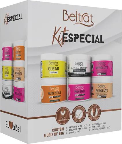 Kit Especial Beltrat Cursos Treinamentos - 6 Geis de 10g