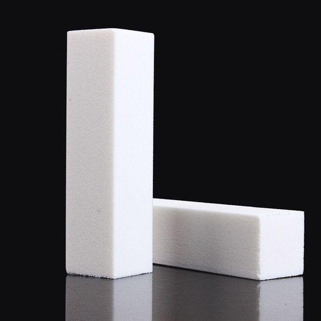 Lixa Bloco Branca