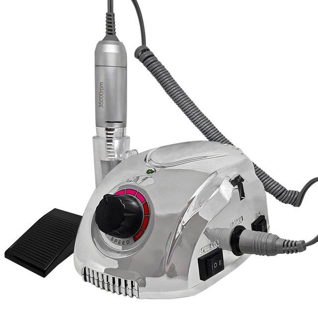 Lixadeira Elétrica de Unhas Profissional - 35.000 RPM - 110v - D&Z