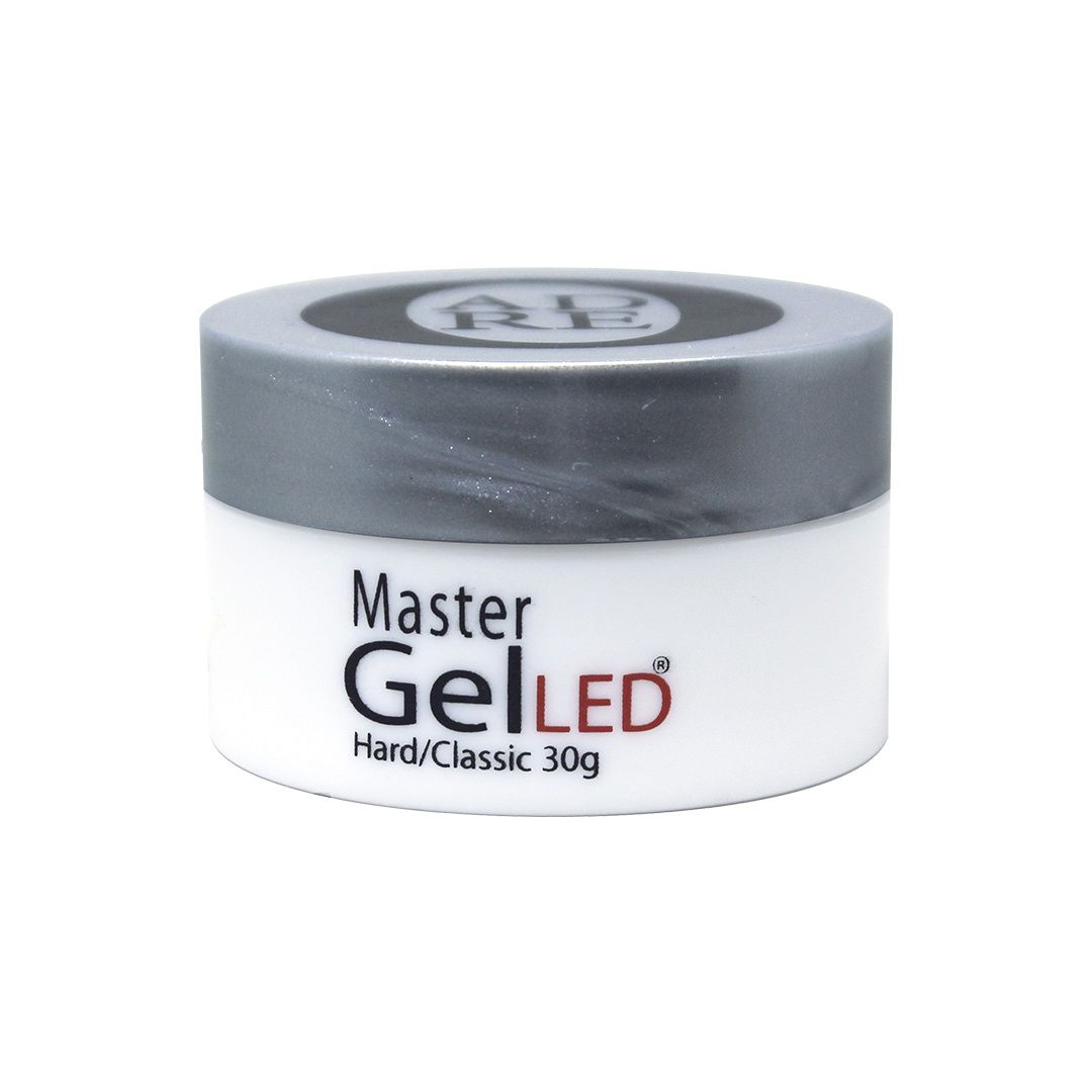 Mastel Gel LED/UV - Hard Classic Clear (Pote 30g)