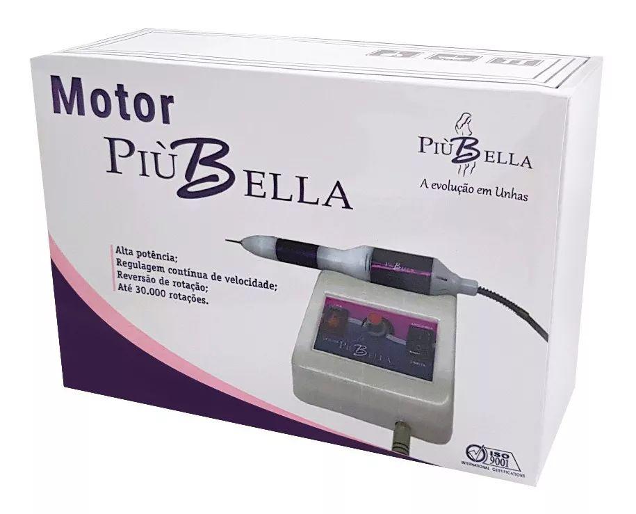 Micromotor Più Bella R30 Bivolt - 30.000 rpm