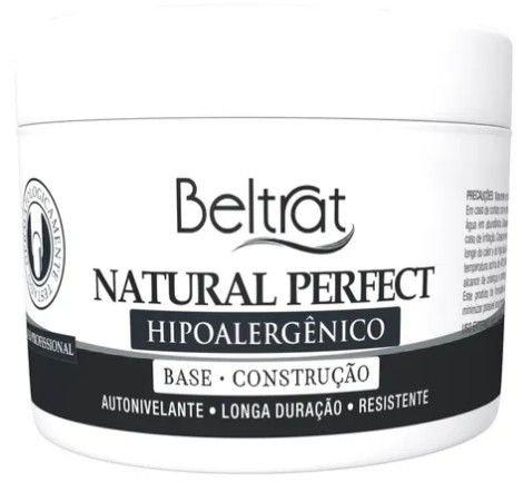 Mini Gel Base p/ Unhas - Natural Perfect - Beltrat (10g)