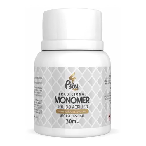 Monomer Liquido Acrilico Unhas - Psiu - 30ml