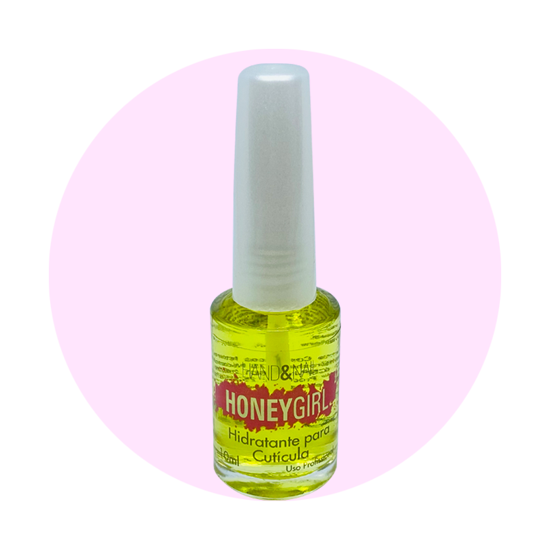 Óleo de Cutículas - Honey Girl - 10ml