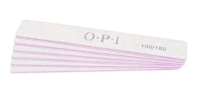 PACOTE - 25 Lixas OPI 100/180 Para Unhas