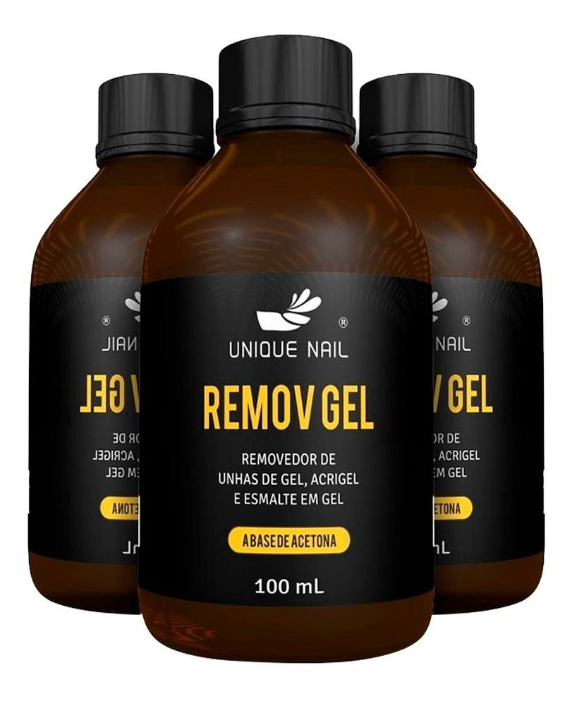 Remov Gel - Unique Gel (100ml)