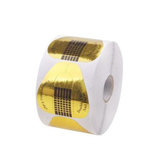 Molde Adesivo 500 unidades Amarelo