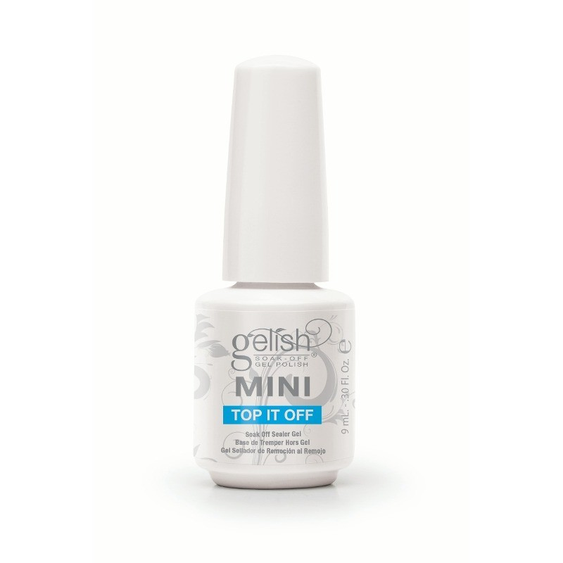 Top It Off Gelish Harmony 9ml - Selante Brilho Intenso