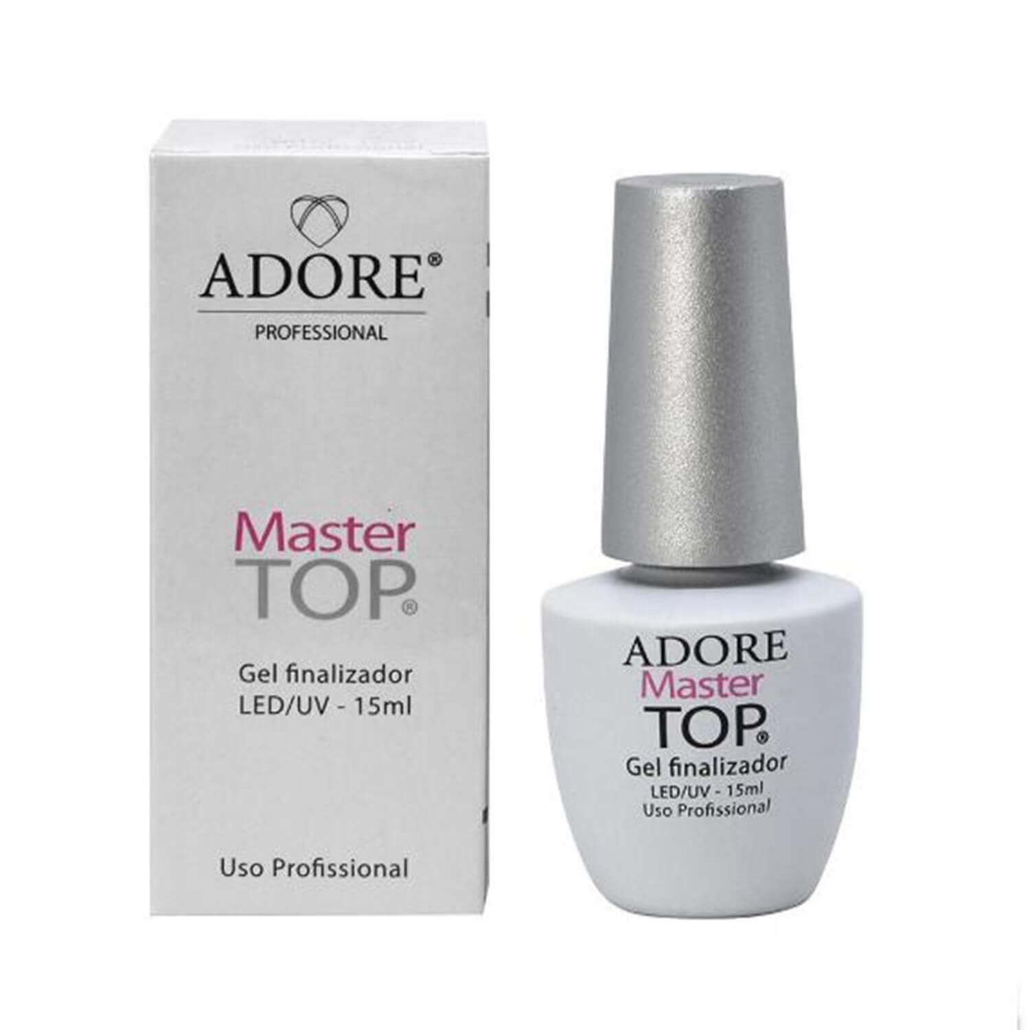 Top Coat - Master Top Adore (10ml)