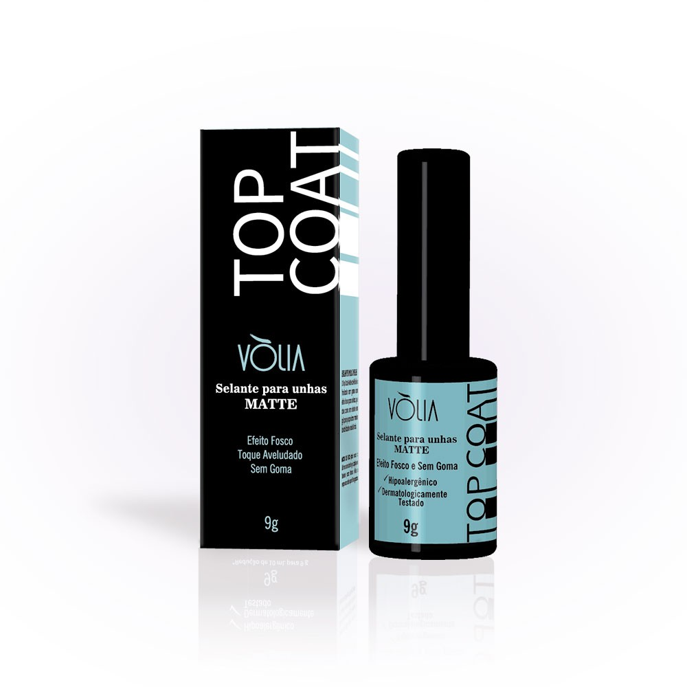 Top Coat Matte - Vòlia