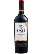 Lidio Carraro Faces de Chile Cabernet Sauvignon 2018 750ml