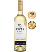 Lidio Carraro Faces do Brasil Chardonnay 2019 750ml