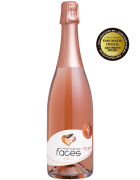 Lidio Carraro Faces do Brasil Espumante Brut Rosé