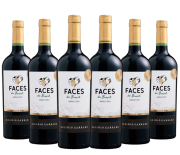 Lidio Carraro Faces do Brasil Merlot 2017 750ml