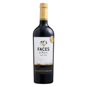 Lidio Carraro Faces do Brasil Merlot 2020 750ml