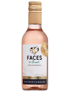 Lidio Carraro Faces do Brasil Pinot Noir Rosé 2017 187,5ml