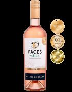 Lidio Carraro Faces do Brasil Pinot Noir Rosé 2017 750ml
