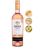 Lidio Carraro Faces do Brasil Pinot Noir Rosé 2018 750ml