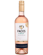 Lidio Carraro Faces do Brasil Pinot Noir Rosé 2020 750ml