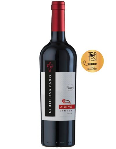 Lidio Carraro Agnus Tannat 2014  - BOUTIQUE LIDIO CARRARO