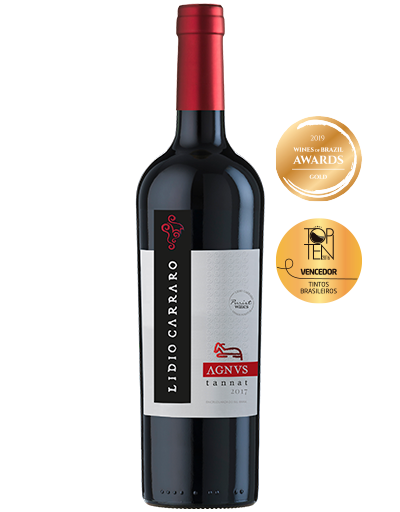 Lidio Carraro Agnus Tannat 2017  - BOUTIQUE LIDIO CARRARO