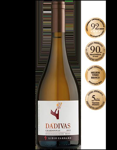 Lidio Carraro Dádivas Chardonnay 2015 750ML  - BOUTIQUE LIDIO CARRARO