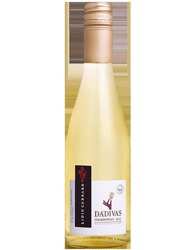 Lidio Carraro Dádivas Chardonnay 2018 375ml  - Vinícola Lidio Carraro