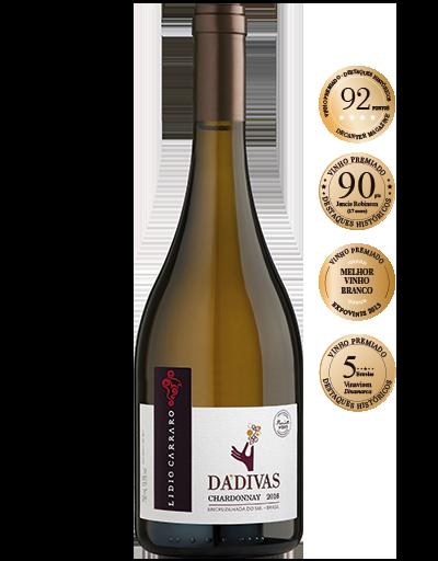Lidio Carraro Dádivas Chardonnay 2016 750ml  - BOUTIQUE LIDIO CARRARO