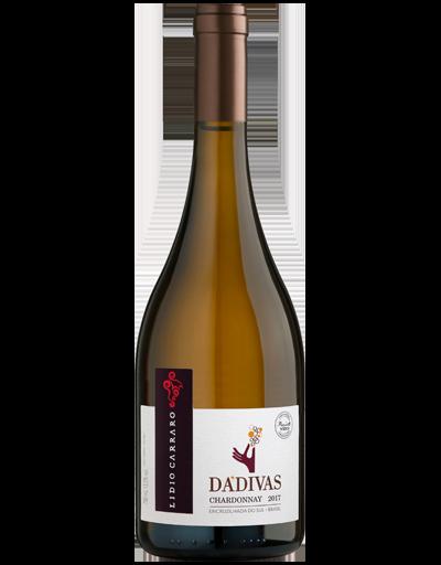 Lidio Carraro Dádivas Chardonnay 2017 750ml  - BOUTIQUE LIDIO CARRARO