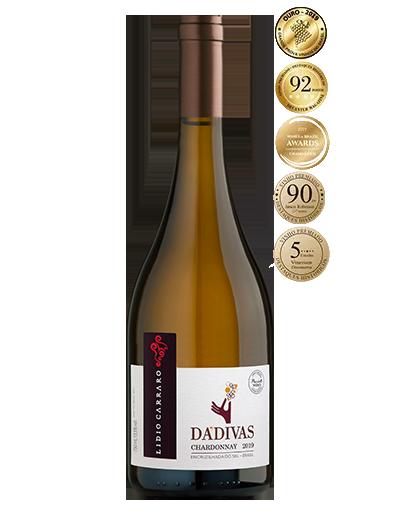 Lidio Carraro Dádivas Chardonnay 2019 750ml  - Vinícola Lidio Carraro
