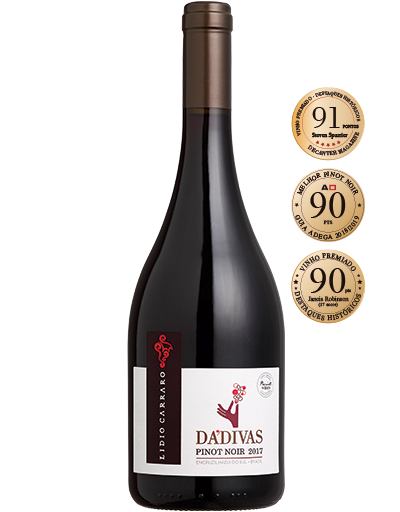 Lidio Carraro Dádivas Pinot Noir 2017  - BOUTIQUE LIDIO CARRARO