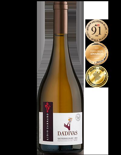 Lidio Carraro Dádivas Sauvignon Blanc 2018  - Vinícola Lidio Carraro