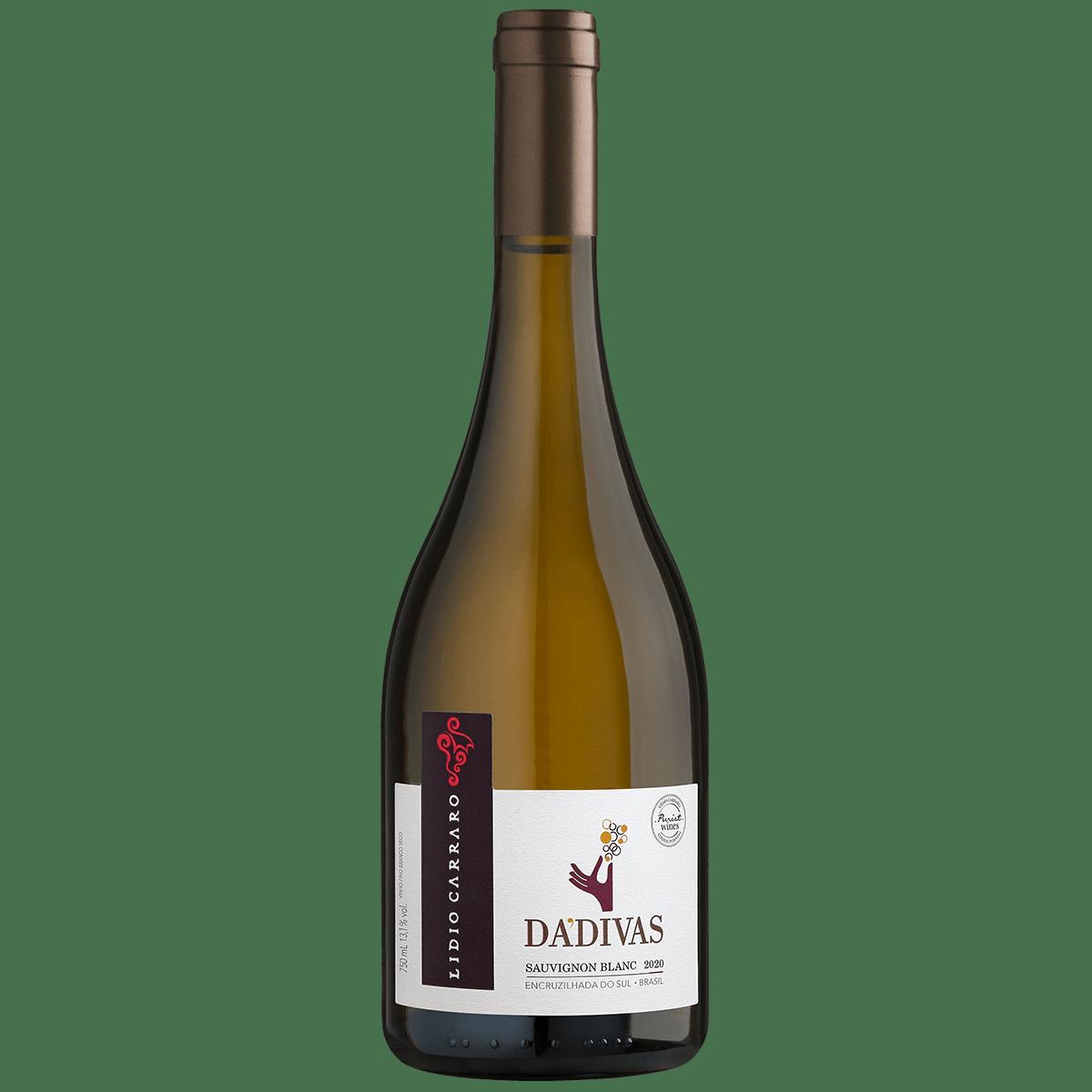 Lidio Carraro Dádivas Sauvignon Blanc 2020  - Vinícola Lidio Carraro