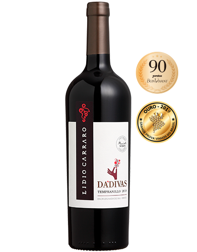 Lidio Carraro Dádivas Tempranillo 2018  - BOUTIQUE LIDIO CARRARO