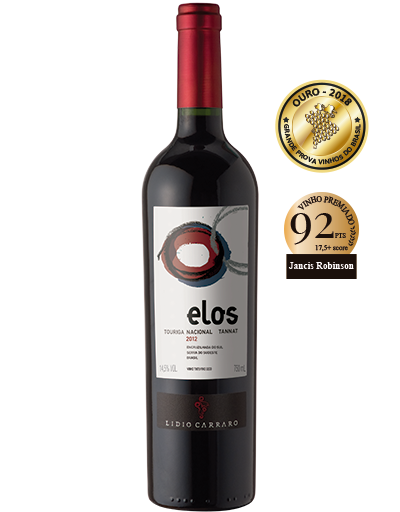 Lidio Carraro Elos Touriga Nacional/Tannat 2012  - BOUTIQUE LIDIO CARRARO
