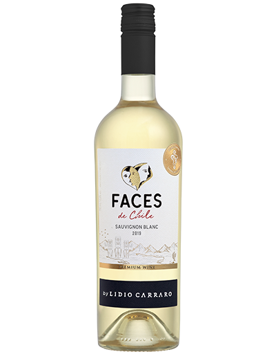 Lidio Carraro Faces de Chile Sauvignon Blanc 2019 750ml  - BOUTIQUE LIDIO CARRARO