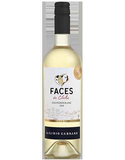Lidio Carraro Faces de Chile Sauvignon Blanc 2020 750ml  - Vinícola Lidio Carraro