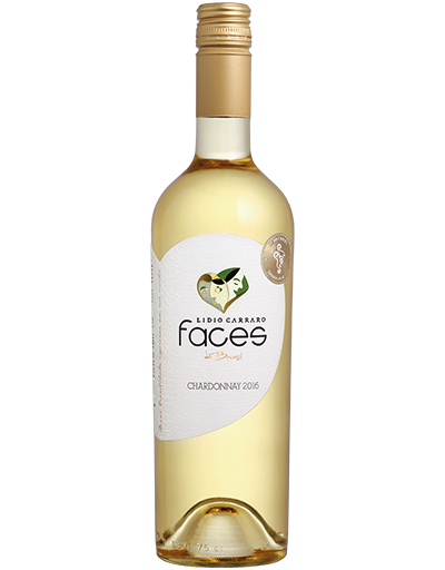 Lidio Carraro Faces do Brasil Chardonnay 2016 750ml  - BOUTIQUE LIDIO CARRARO