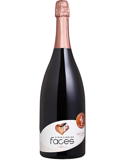 Lidio Carraro Faces do Brasil Espumante Brut Rosé 1,5L  - BOUTIQUE LIDIO CARRARO