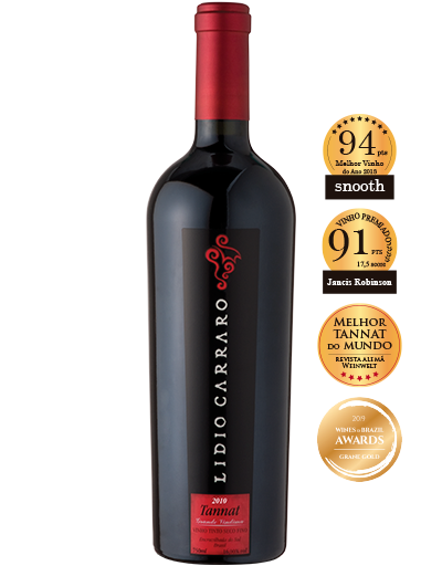 Lidio Carraro Grande Vindima Tannat 2010  - BOUTIQUE LIDIO CARRARO