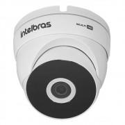 """Câmera de Segurança Dome VHD 3120 D G5 Multi HD Sensor 1/4"""" Infravermelho Alcance 20m - Intelbras"""