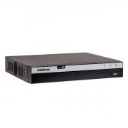 DVR Intelbras 08 Canais Full HD MHDX 3008 1080p Lite Multi HD Canais 5x1