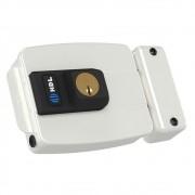 Fechadura Elétrica C90 Dupla Fixa Branca HDL