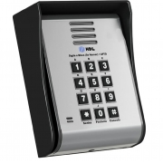 Porteiro eletrônico F-20 Password Teclado Numérico HDL p/ Pabx