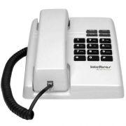 Telefone Com Fio Intelbras Tc 50 Premium 3 Volumes De Campainha Branco