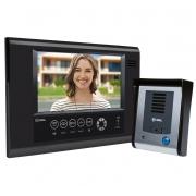Vídeo Porteiro HDL com tela Touch screen SENSE Seven S Preto